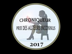 Logo chroniqueur